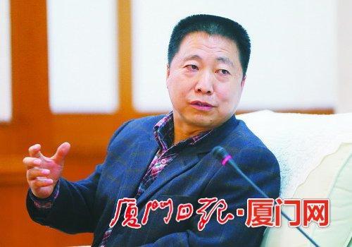 航天英雄杨利伟来厦门 鼓励青少年成为航天接班人