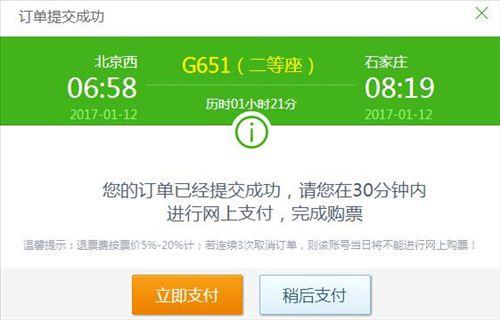中新网记者体验用抢票软件订票。