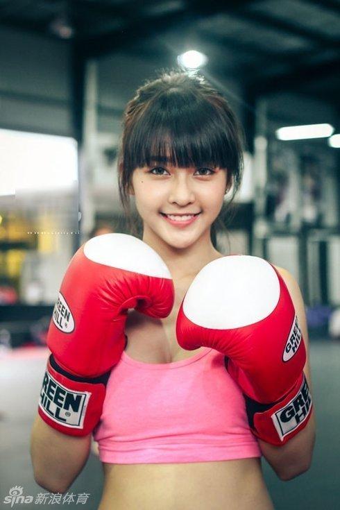 越南19岁美女拳击手黎颜身家过亿 黎颜性感私照及个人资料被扒