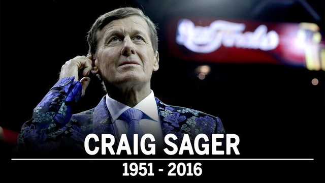 NBA知名记者赛格白血病复发去世 赛格的个人资料