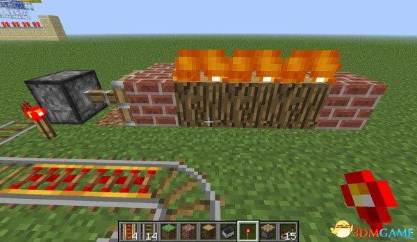 我的世界壁炉怎么建造 我的世界壁炉制作方法