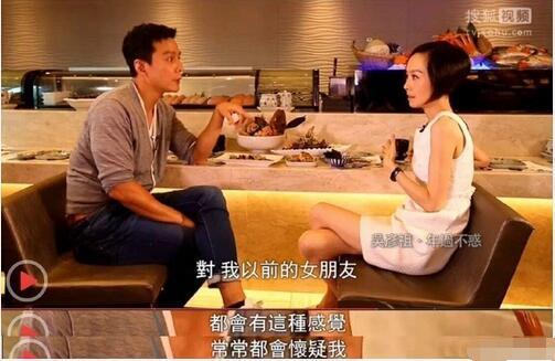 吴彦祖做客《鲁豫有约》谈婚姻观 王菲说了句至理名言