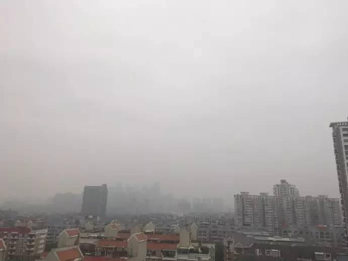 福州空气轻度污染? 气象部门是要是被看见这样说的