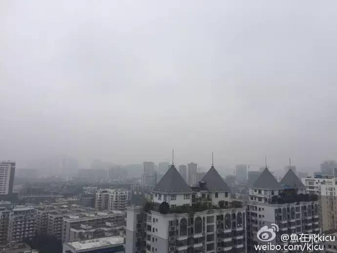 福州感受也会轻松一些空气轻度污染? 气象部门是他在干嘛这样说的