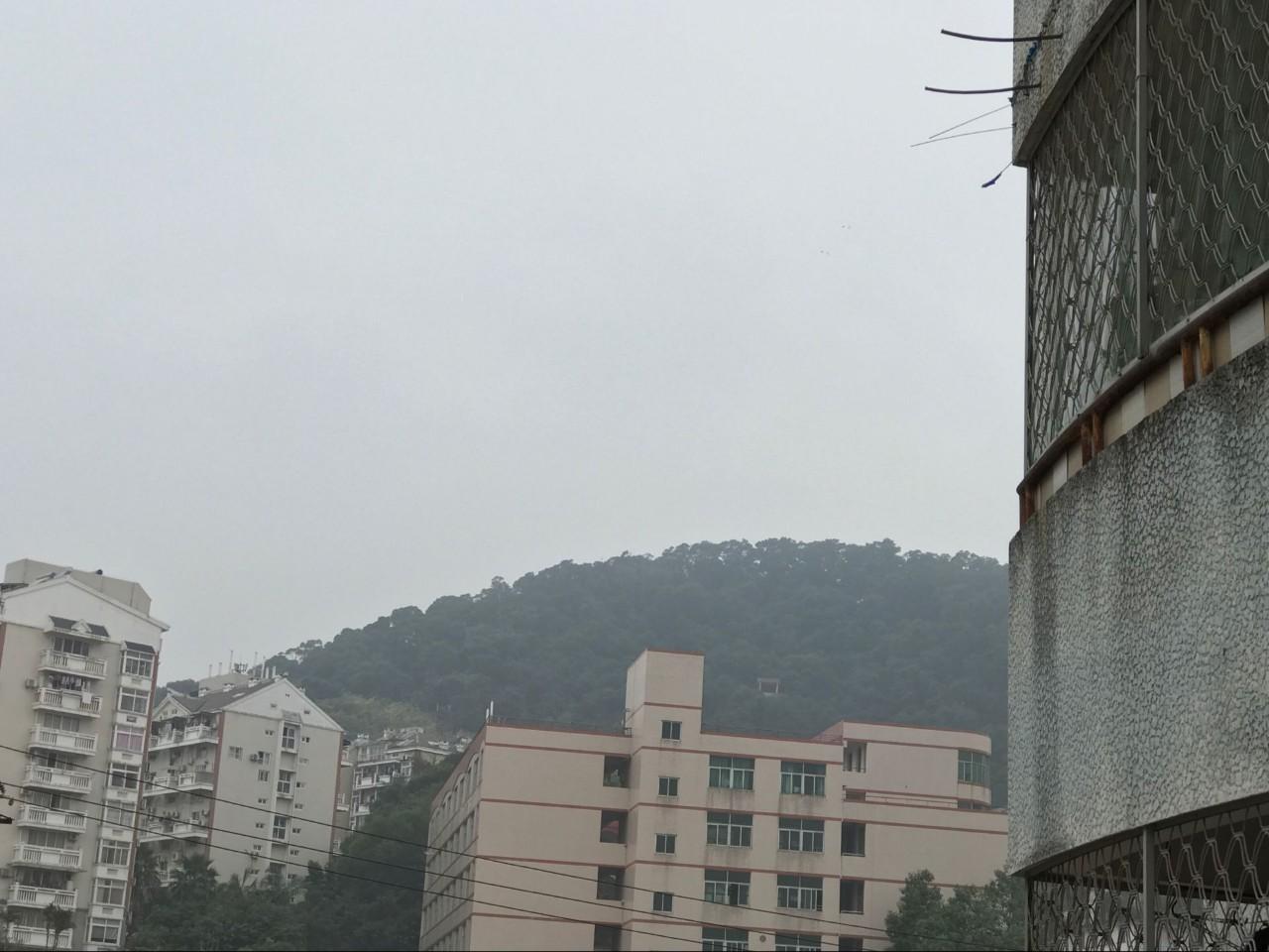 福州空气轻度污染? 气象部门是这样说的