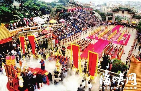 湄洲妈祖祖庙纳入海丝遗产 周边区域不得开发