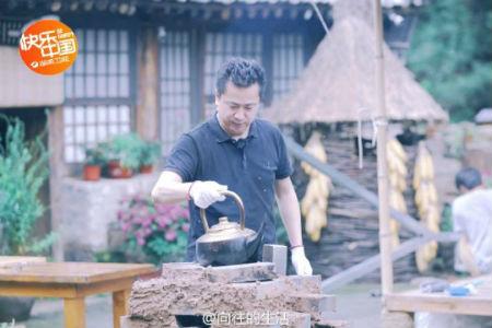 陈赫要吃佛跳墙这是什么梗 王中磊示爱妻子刘宪华表白维妮