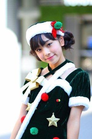 赛车女郎栗田桃花个人资料 竟因不久前她还是小学生?(2)