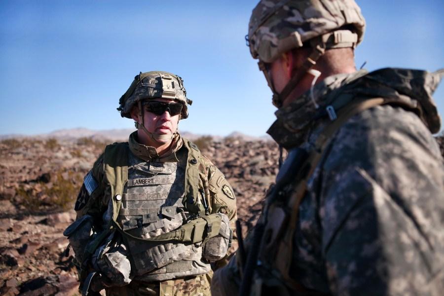 实战演练!美国最精锐的步兵师斯特赖克旅日常训练曝光