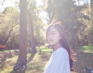 美國留學生曬出多組寫真 網友贊:真正東方美人
