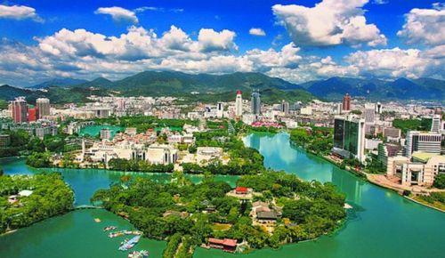 """福州市""""攻坚2017""""行动发布 安排1755个项目"""