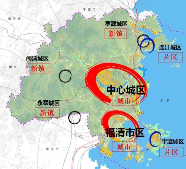 号外!福州滨海新城启建 东部崛起美梦成真!