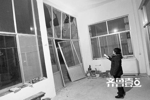 商河化工厂爆炸 初步判断:爆炸是违章操作所致