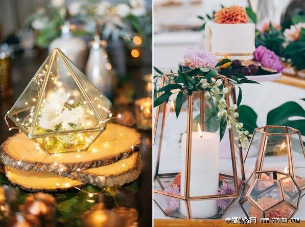 不用大量鲜花■也可打造梦幻婚礼 省开销的时尚�嗳嘶曜阑�