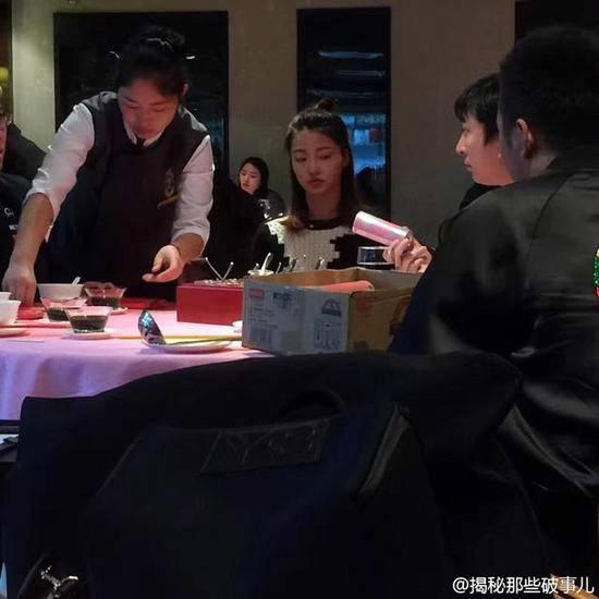 王思聪认领熊猫萌七与新女友张小蒙恋情曝光 张小蒙个人资料微博