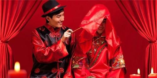 中式婚礼闹洞※房游戏 结�婚迎亲游戏