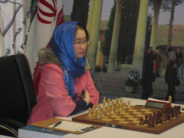 国象世锦赛谭中怡夺冠 成为中国第五位世界棋后