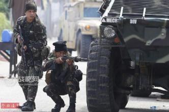 菲政府军击毙20余名武装分子 31名人质下落不明正在追查