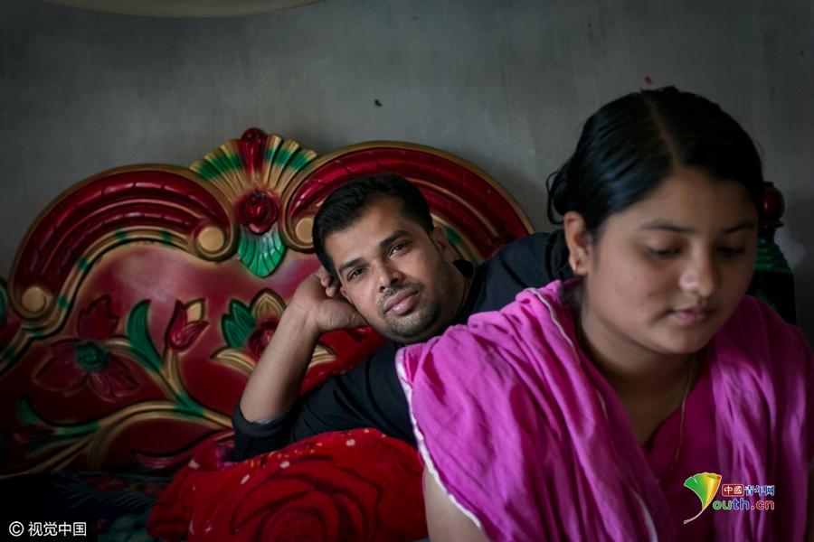 孟加拉童婚率达52% 多数不满18岁甚至14岁就结婚