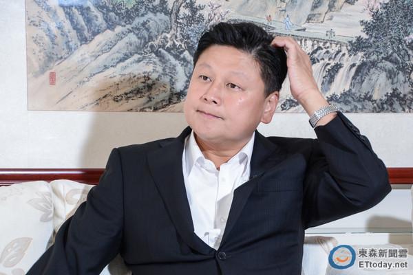 國民黨2018實力人選傅崐萁評估參選臺北市長