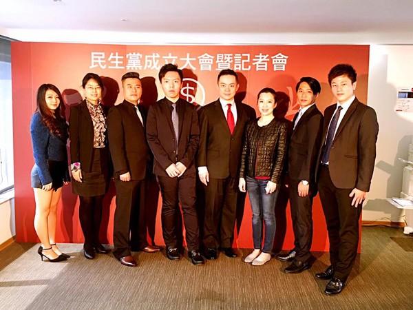 民生党在台湾成立张穆庭出任主席 张穆庭个人资料简历