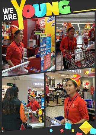 家乐福开启315红旗服务周 寻微笑服务之星