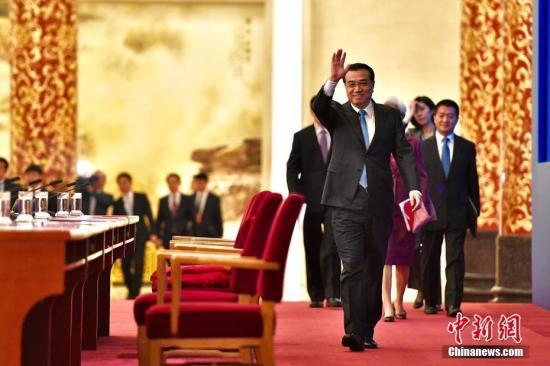 李克强回应中美关系:两国外交部门正就元首会晤沟通