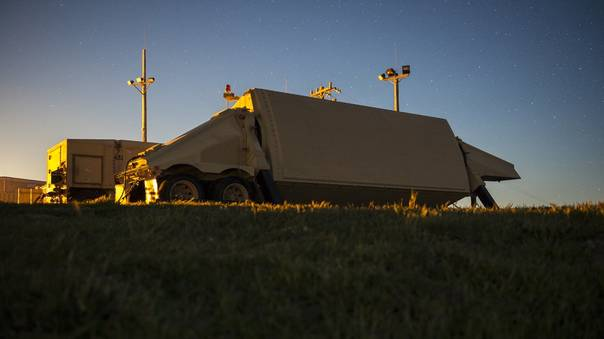 萨德最新消息 萨德X波段雷达即将入韩 AN/TPY-2雷达究竟有多牛?