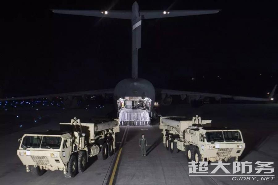 萨德X波段雷达将入韩 中国如何破解萨德?萨德之眼AN/TPY-2雷达是什么?