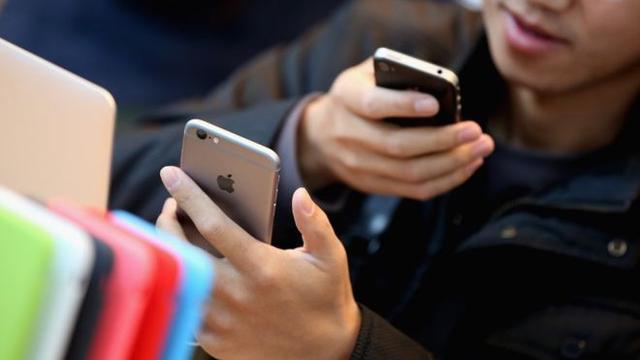 iPhone在华份额暴跌8.4个百分点 只剩下16.6%