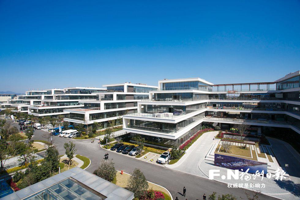 滨海新城东南大数据产业园 已注册企业46家