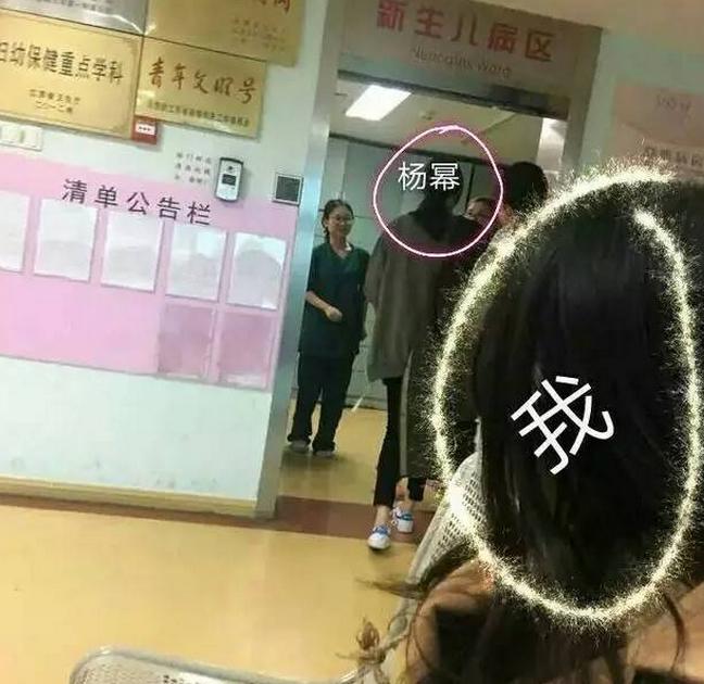 杨幂又怀孕了?网友爆料在南京一妇幼医院新生儿科偶遇杨幂