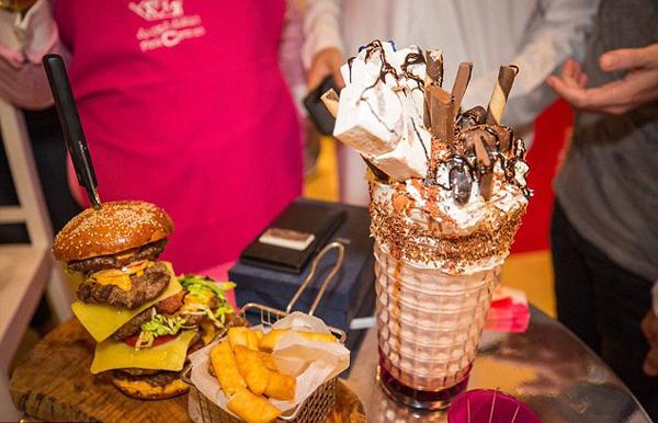 一个汉堡7万 卡塔尔王室制作的菜肴为何这么贵?