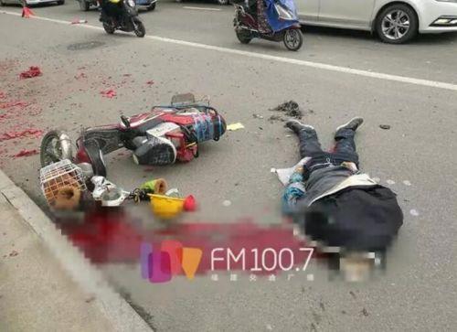 突发!福州三环金鸡山隧道惨烈车祸