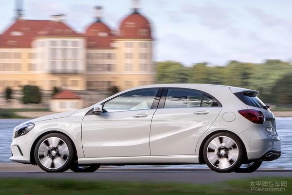 全新奔驰A级新消息 9月将在法兰克福车展首发