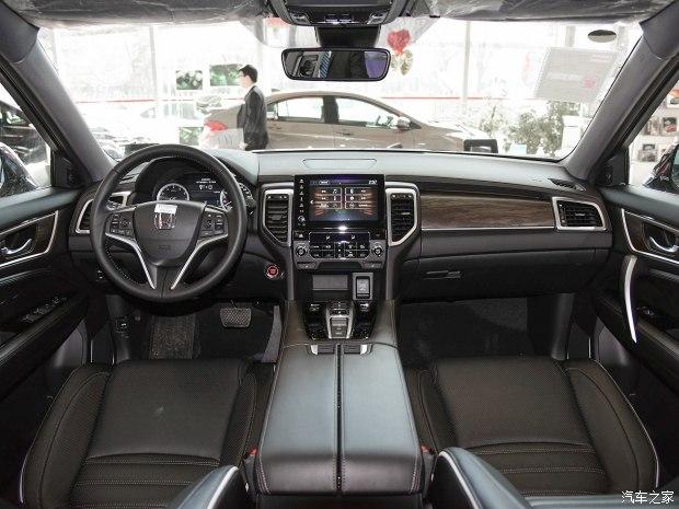 售24.68-32.98万元 东风本田旗舰车型UR-V上市