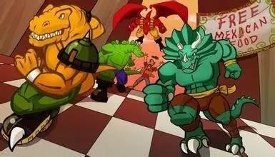 搜寻童年热播的美国动画 吃口菠菜回忆一下