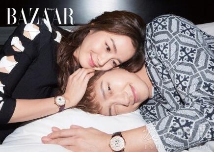 Rain金泰希婚后首拍情侣写真 两人甜蜜同框幸福洋溢【图】