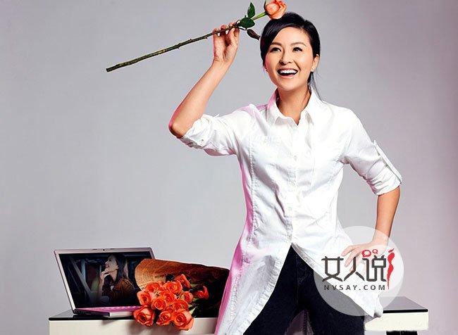 戴娇倩老公杨健照片个人资料 曾经苦追10年终于泡到女神