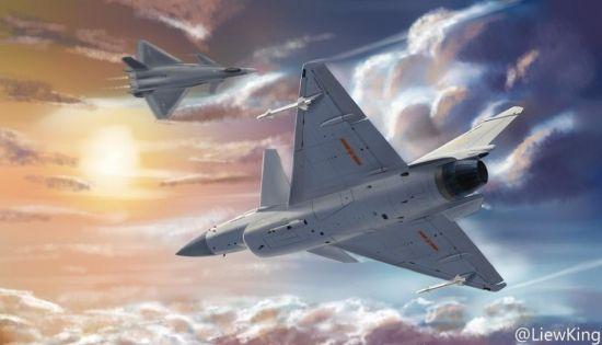 美军耗上亿为F-22换外套 歼20与f22有可比性吗?解析歼20与F22差距
