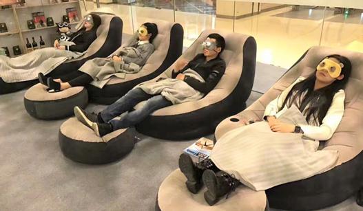 北京睡眠大赛挑战谁先睡着