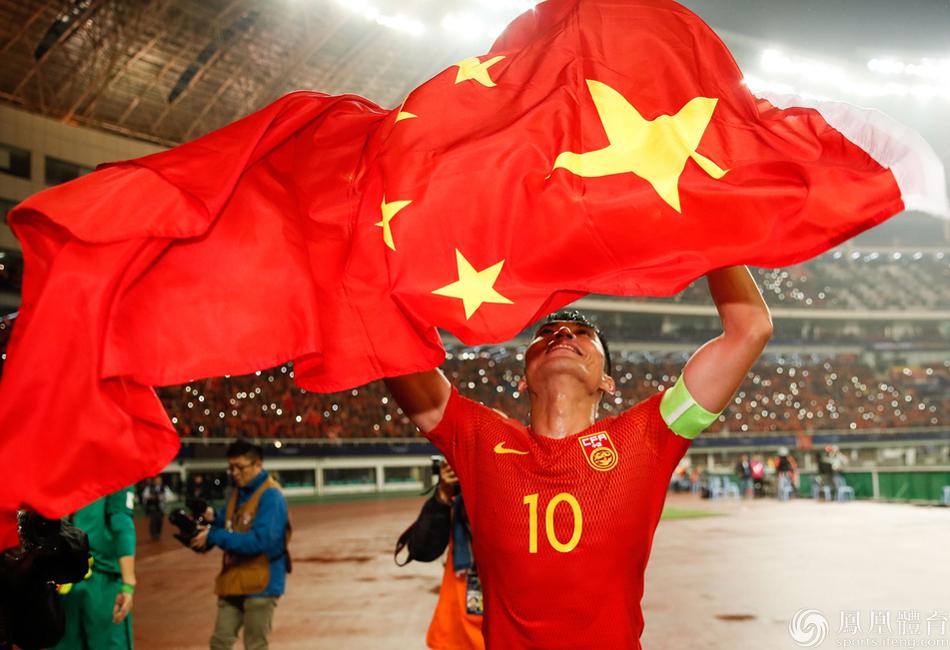 感谢国足1比0韩国 赢球的感觉原来这么爽!