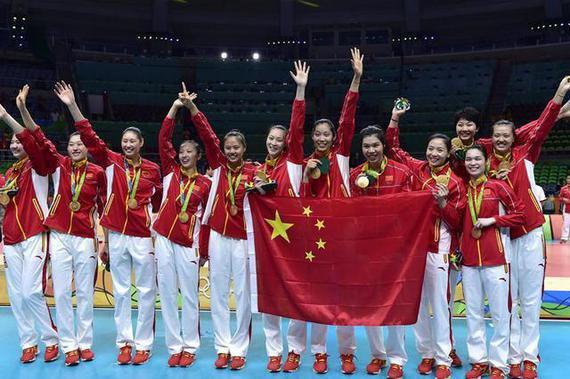 排球进入高大化为王时代?中国女排平均身高1米9