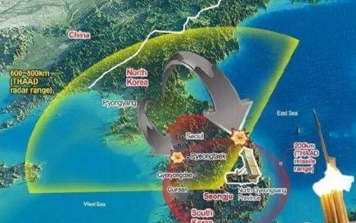 萨德最新探测范围覆盖大半中国?技术无知!中国空情对萨德而言基本是盲区