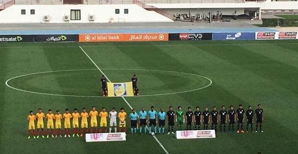 国安小将唐诗梅开二度 U22国足2-1击败泰国迎迪拜杯首胜