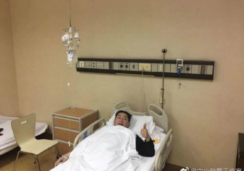 六小龄童住院照片曝光 六小龄童得了什么病?因急性阑尾炎住院