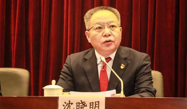 教育部副部长、党组副书记沈晓明调任海南省委副书记