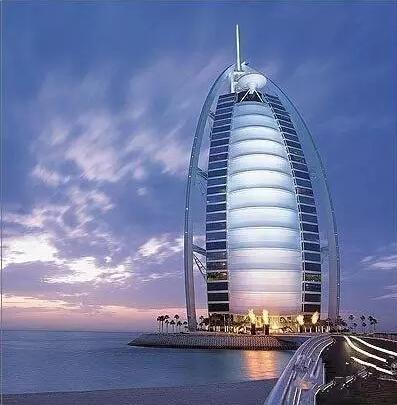 迪拜新地标完工 土豪国迪拜的十一座逆天建筑大搜罗(2)