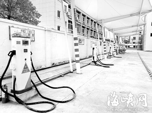莆田拟再建千个充电桩 将采用政府和社会资本合作模式
