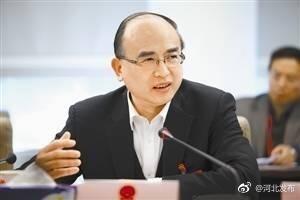 许勤任河北省人民政府副省长、代理省长 许勤简历个人资料